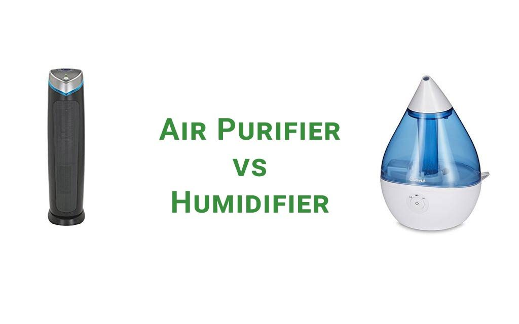 Air Purifier vs Humidifier: Which one to use at your home?